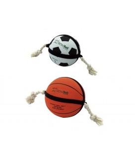 Action ball - basket ball - flamingo