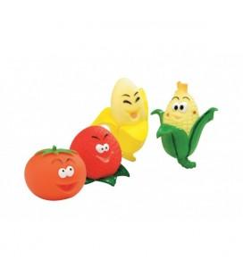 Jouet fruit vinyle