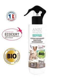 Lotion parfumante insecticide environnement bio Anju