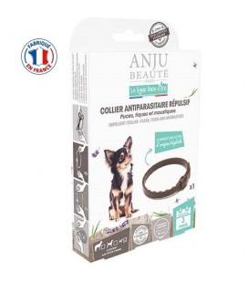 Colliers antiparasitaires répulsifs petit chien Anju