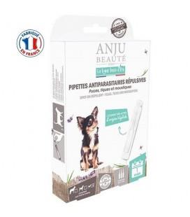 Pipettes antiparasitaires répulsives petit chien Anju