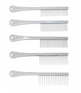 Peigne à dents en acier inoxydable - spratts