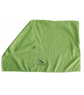 Serviette absorbante microfibre