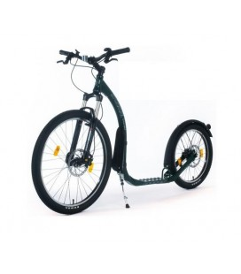 Trottinette cross max disc HD hydraulique - kickbike