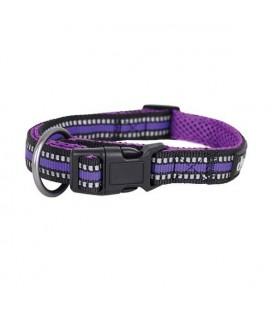 Collier nylon violet sport - doggy
