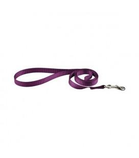 Laisse en nylon air mesh violet - doggy