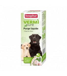 Purge liquide pour chiots/ petits chiens beaphar