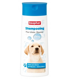 Shampooing bulles chiot beaphar