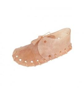 Chaussure en peau de buffle